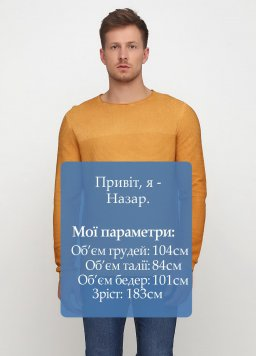 Свитер мужской Tom Tailor 164966-catalog